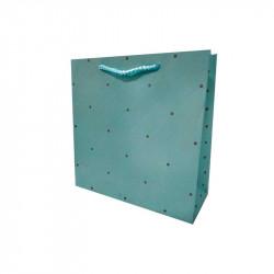 Подарунковий пакет голубий