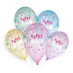Повітряні кульки HAPPY...