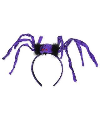 Обруч Павук фіолетовий