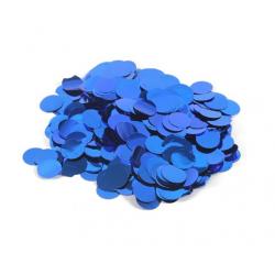 Конфеті кружечки сині...