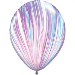 Повітряні кульки агат...