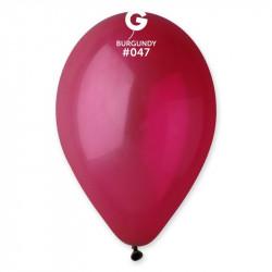 Повітряні кульки бургундія...
