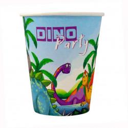 Стаканчики Динозаври