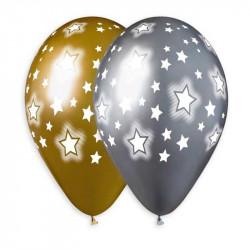 Повітряні кульки хромові...