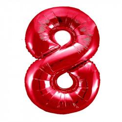 Повітряна кулька Цифра 8...