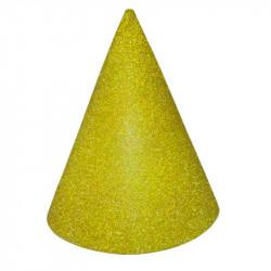 Ковпачок Золотий  6шт/уп папір