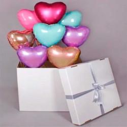 Коробка-сюрприз серця