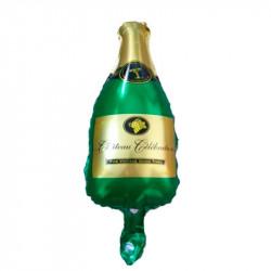 Повітряна кулька міні Пляшка Шампанське