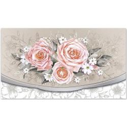 Листівка-конверт Троянди