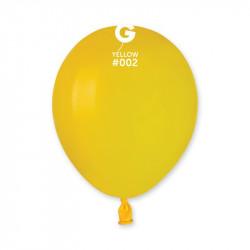 Повітряні кульки жовті...