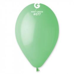 Повітряні кульки мята...