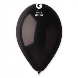 """Повітряні кульки чорні 12""""..."""