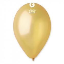 Повітряні кульки дорато...