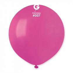 Повітряні кульки фуксія...