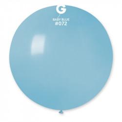 Повітряні кульки baby blue...