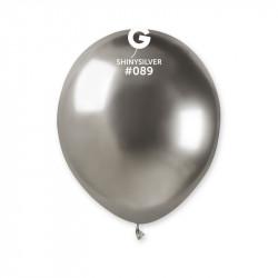 Повітряні кульки срібні...