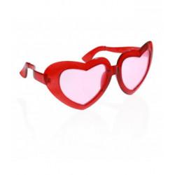 Окуляри гіганти Серце червоні