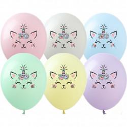 кульки кіт єдиноріг