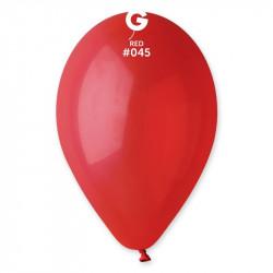 Воздушные шарики красные...