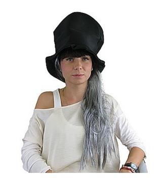 Циліндр Halloween Вампір з волоссям