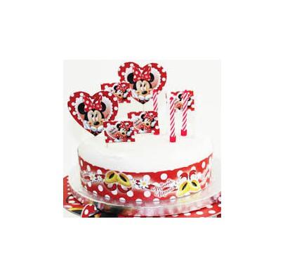 Набор для торта Минни Маус