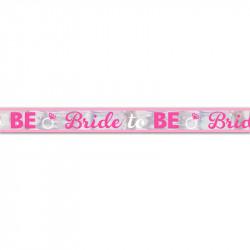 Банер Bride to Be
