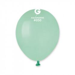 Повітряні кульки аквамарин...
