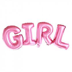 Кульки Букви GIRL