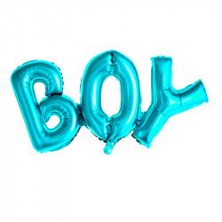 Кульки Букви BOY