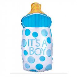 Повітряна кулька міні Пляшечка Its a Boy