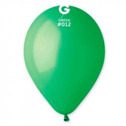 Повітряні кульки зелені