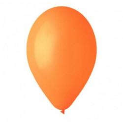 "Кульки поштучно б/малюн. 12""пас.оранж12G- 107 1шт Ш-00377 Globos"