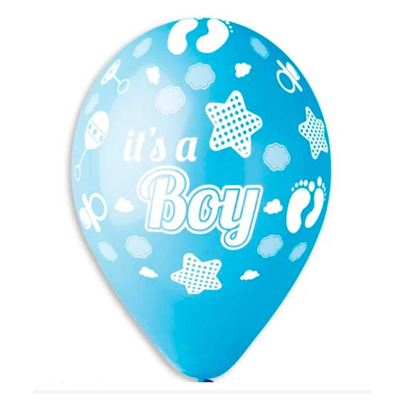 Повітряні кульки it's a boy 1шт