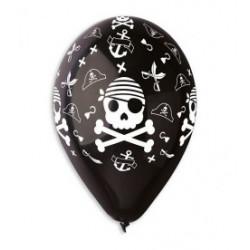Повітряні кульки Череп...