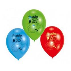 Воздушные шарики Винни Пух 1шт