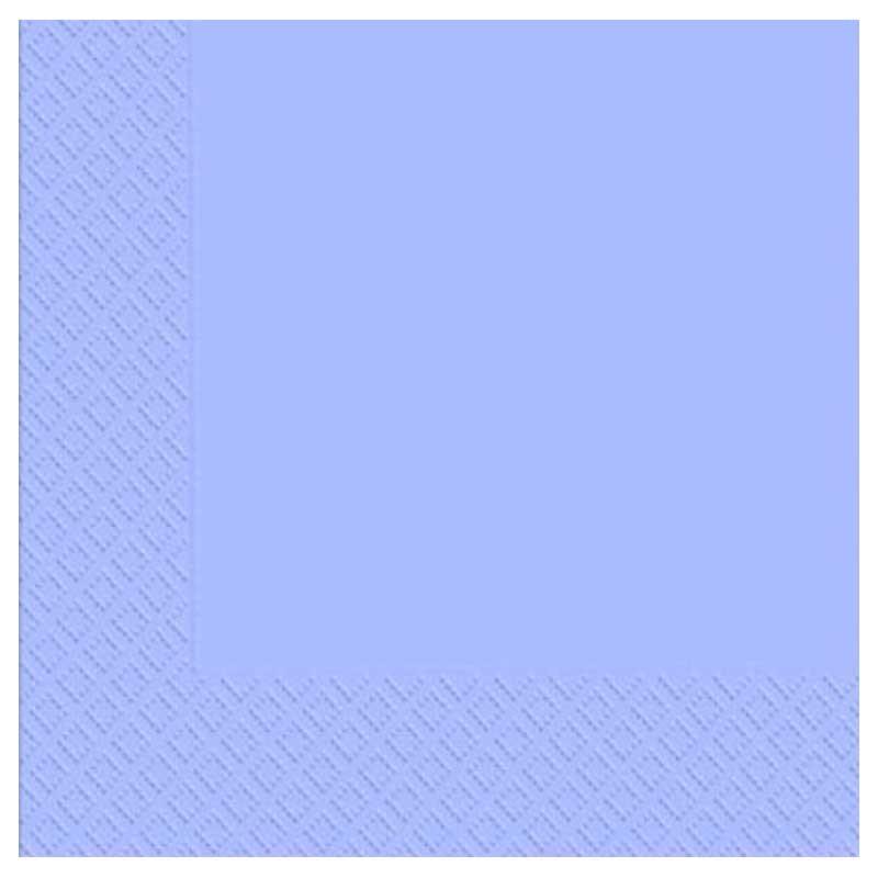 Серветки Блакитні 20шт/уп