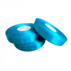 Лента атласная голубая 1,2см