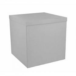 Коробка Сюрприз сіра