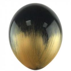 Повітряні кульки  Браш  Чорно-золотий