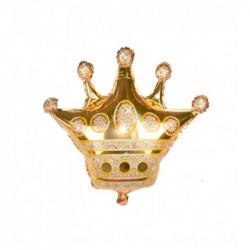 Кульки міні Корона золота