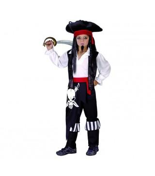 Костюм пірат Джек горобець