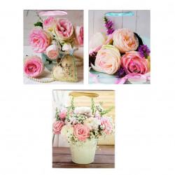 Подарунковий пакет Квіти