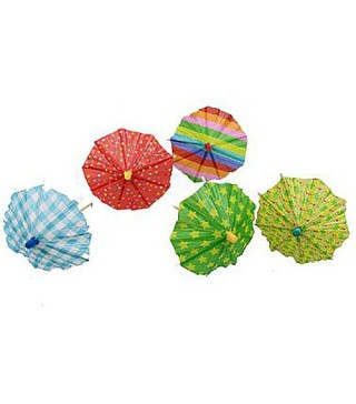 Піки для канапе з парасольками 10шт/уп