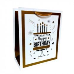 Подарунковий пакет Happy birthday