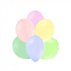 """Повітряні кульки макарун асорті 12"""" 100шт/уп"""