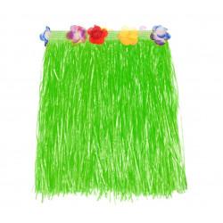 Спідниця гавайська зелена...