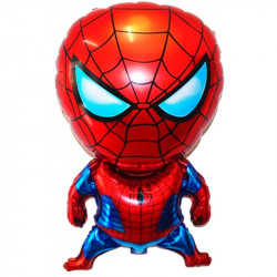 Повітряна кулька Спайдермен 70*45см