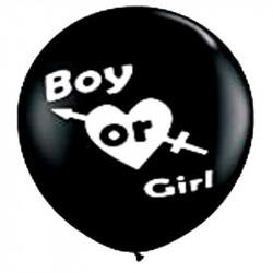 Повітряні кульки Girl or...