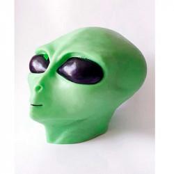 Маска інопланетянин  хелловін