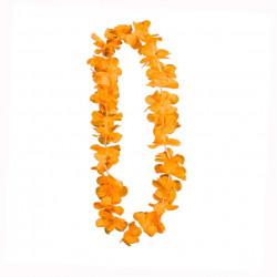 Леи гавайские Оранжевые